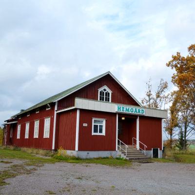 Föreningshuset Hemgård i Södra Paipis i Sibbo