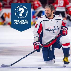Alexander Ovetjkin på isen.