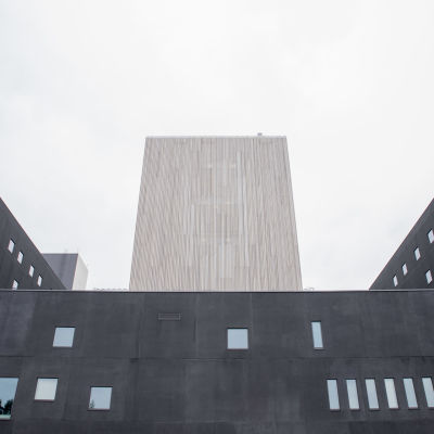 Keski-Suomen uusi keskussairaala Nova.
