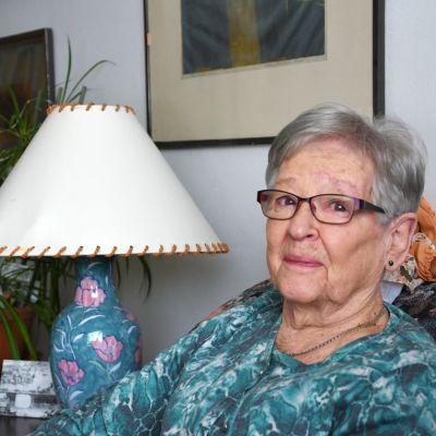 Nina Tigerstedt har fått båda coronavaccindoserna