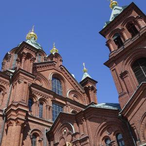 Uspenskin katedraali ulkoa
