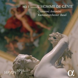 L'Homme de Genie / Haydn / Antonini
