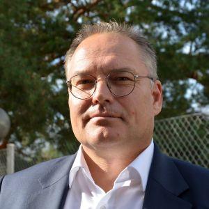 Olaf Bongwald, vd för för Valmet Automotive