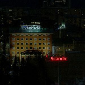 Hotelit Tammer ja Scandic