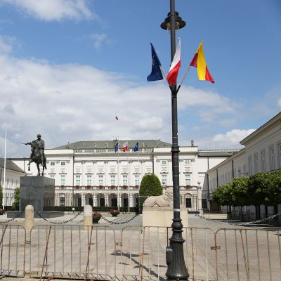 Presidentinpalatsi.
