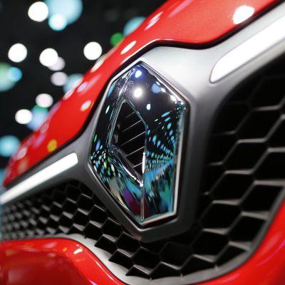 Renault auto.