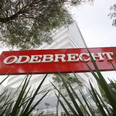 Odebrechtin pääkonttori Brasilian Sao Paulossa.
