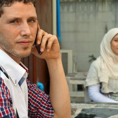 Ahmad al-Saad ja hänen vaimonsa Nadya al-Natour ovat odottaneet uutta sijoituspaikkaa jo neljä vuotta