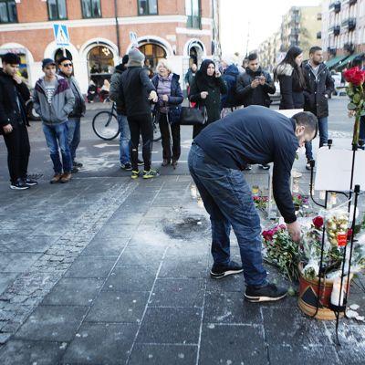 Malmö väkivalta.