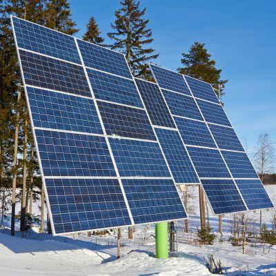 aurinkovoimapaneeli