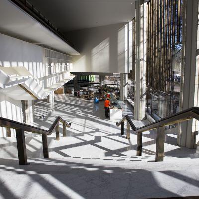 Helsingin Kaupunginteatterin portaikko