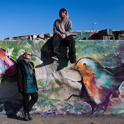 Graffittimamma