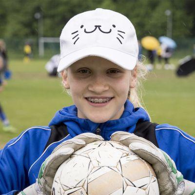 Maija Peltola, 11-v, I-HK Vantaa
