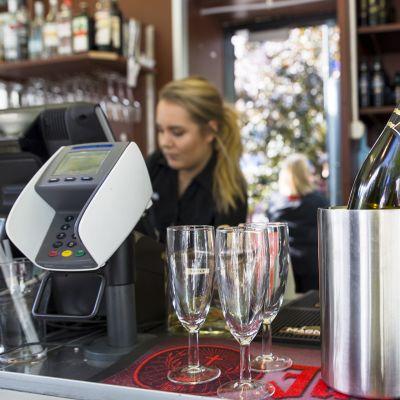 Ravintolamyynti on yksi tärkeimpiä parempien taloudellisten aikojen mittareita