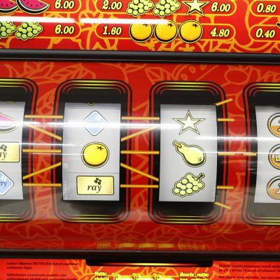 peliautomaatti