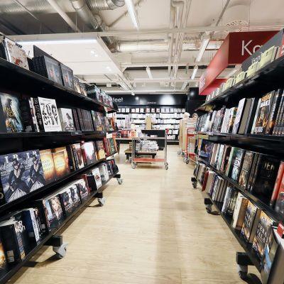 Kirjakauppa.