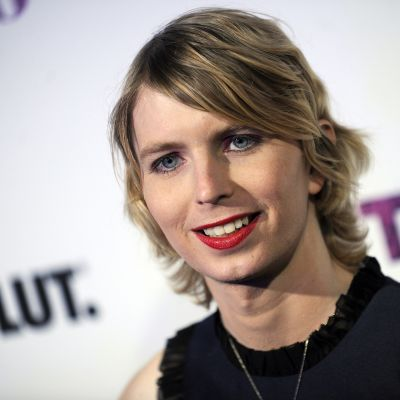 Chelsea Manning, lähikuva.