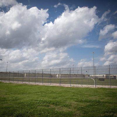 Livingston Texas kuolemaantuomittujen vankila.