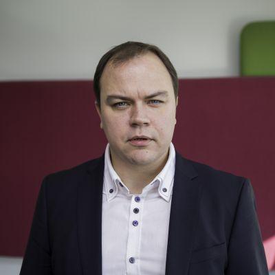 Vihdin kunnanjohtaja Sami Miettinen