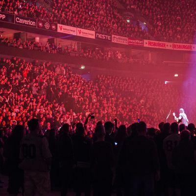 Metallica, Hartwall Arena,