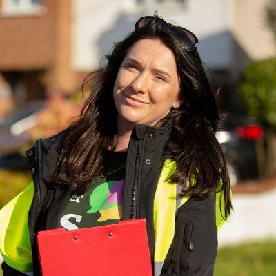 Áine O'Neill teki abortin Englannissa ja kampanjoi nyt Irlannin tiukan lainsäädännön muuttamisen puolesta.