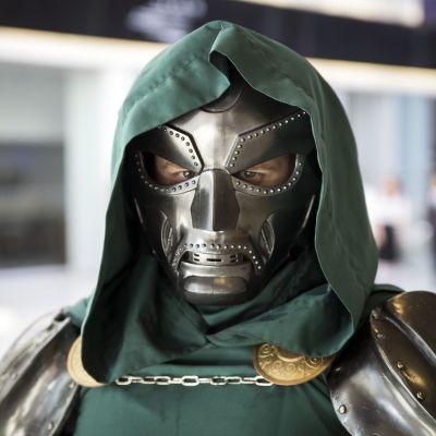 Ropecon, Dr Doom, Marvel