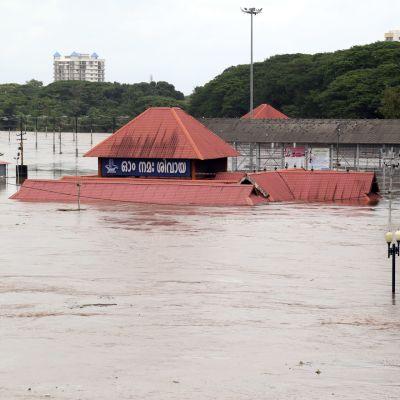 Översvämningar i Kerala