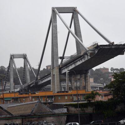 Romahtanut silta