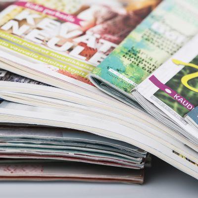 Kasa aikakauslehtiä