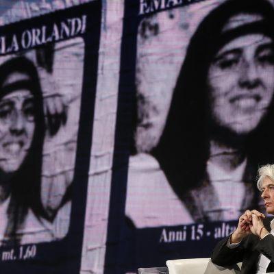 Emanuela Orlandin veli Pietro Orlandi on jatkanut totuuden etsintää.