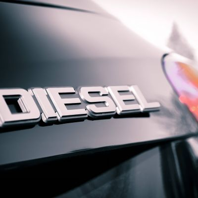Diesel-auto