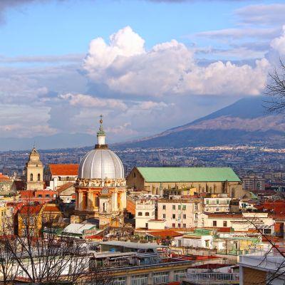 Napolin kaupunkimaisema