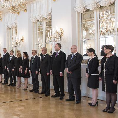 Juha Sipilän hallitus otti tehtävänsä vastaan toukokuussa 2015.