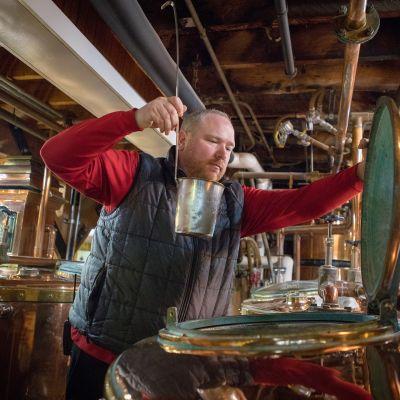 Maker's Mark Distellery.