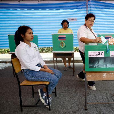 Äänestyspaikka