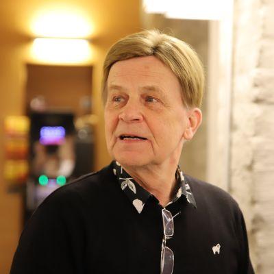 Mauri Pekkarinen.