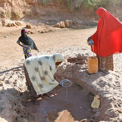 Etiopia naiset