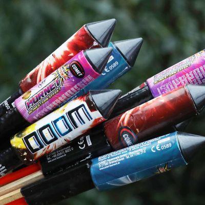raketteja