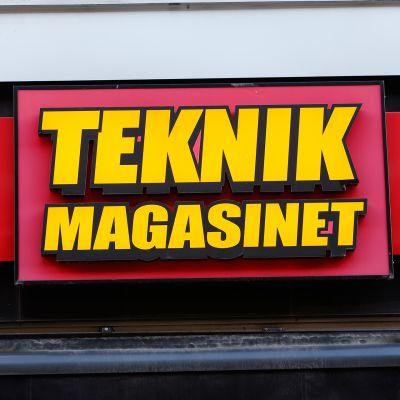 Teknik magasinet vähittäiskauppan logo