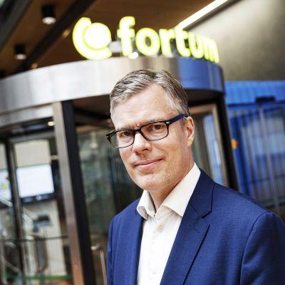 Fortumin toimitusjohtaja Markus Rauramo