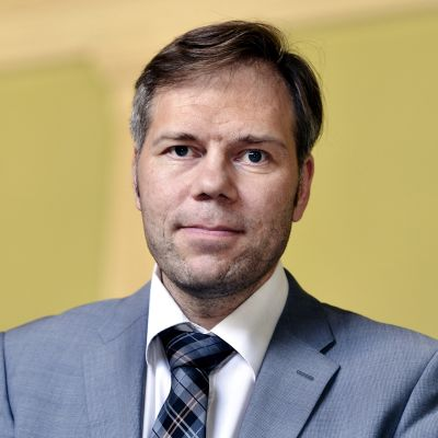 VM:n neuvotteleva virkamies Juha Majanen 27. elokuuta 2012.