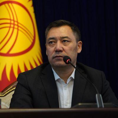 Sadyr Zhaparov