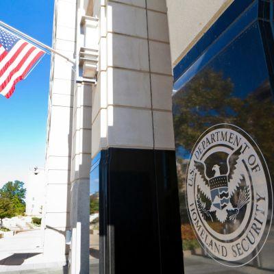 Yhdysvaltain kotimaan turvallisuusviraston päämaja pääkaupungissa Washingtonissa.