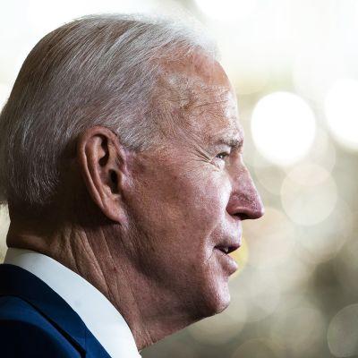 Presidentti Joe Biden