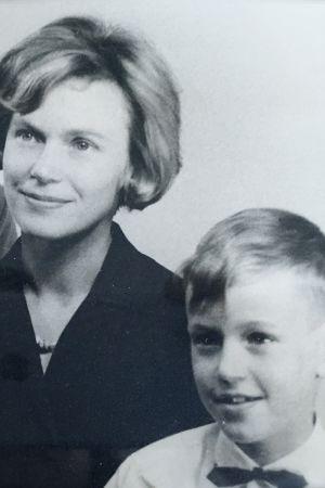 Ulla gyllenberg och sonen Mats gyllenberg
