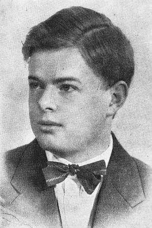 Nuori säveltäjä Taneli Kuusisto 1920-luvulla.