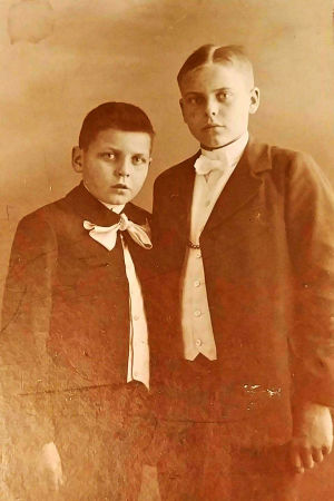 Alarik Hernbergin lapsia