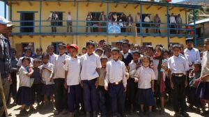 Skola i Nepal