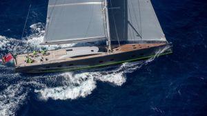 Baltic Yachts prisvinnande segelbåt WinWin