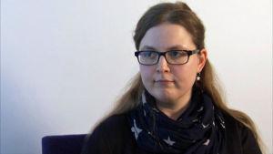 Jurist Kristiina Vainio på Konkurrens- och konsumentverket